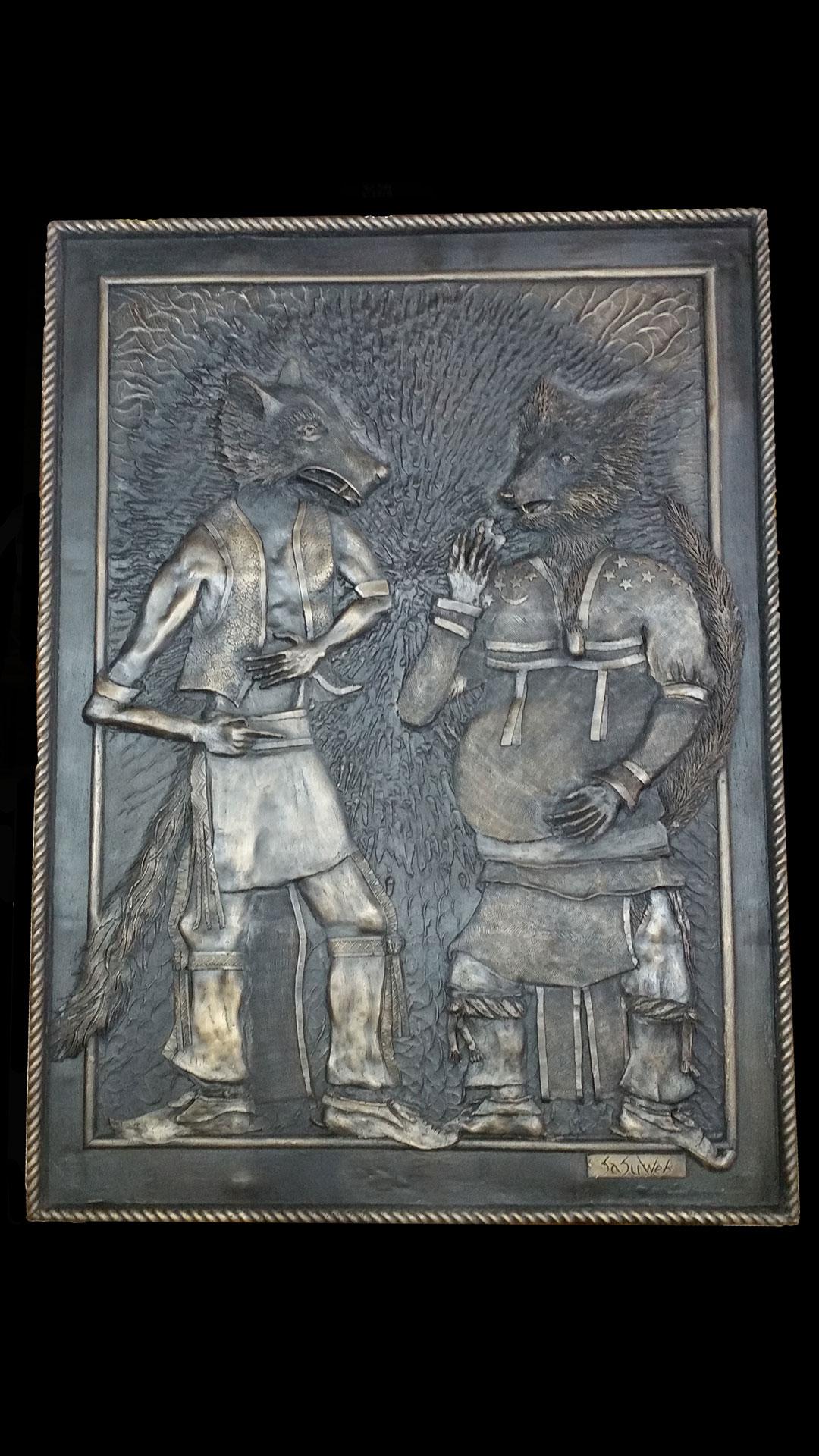 Coyote&Fox